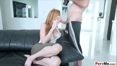 Busty latina milf wants her son's best friend