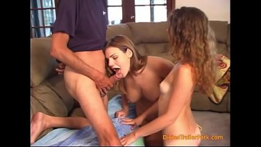 Hot teacher with huge tits gets fucked