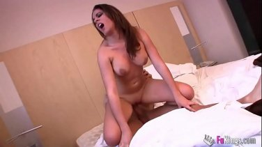 Police-girl and three horny convict to fuck her