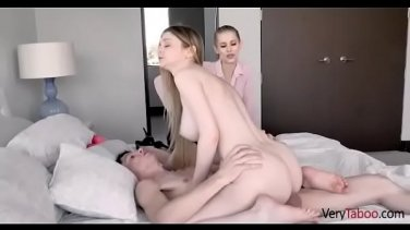 shoplyfter teen gets taught a lesson for stealing