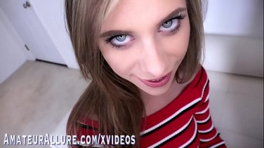 My first sex teacher Alexis Fawx riding my black cock