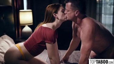 Rousse sex teacher syren de mer fucking in the classroom