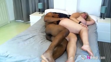 Small tits girl on the hood of a car