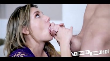Drunk teen Baby Nicols gets fucked by Ramon Nomar near the wall