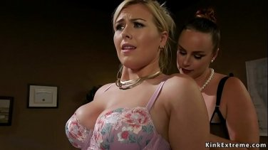 Lustful headmistress requires obedience from her naughty employee